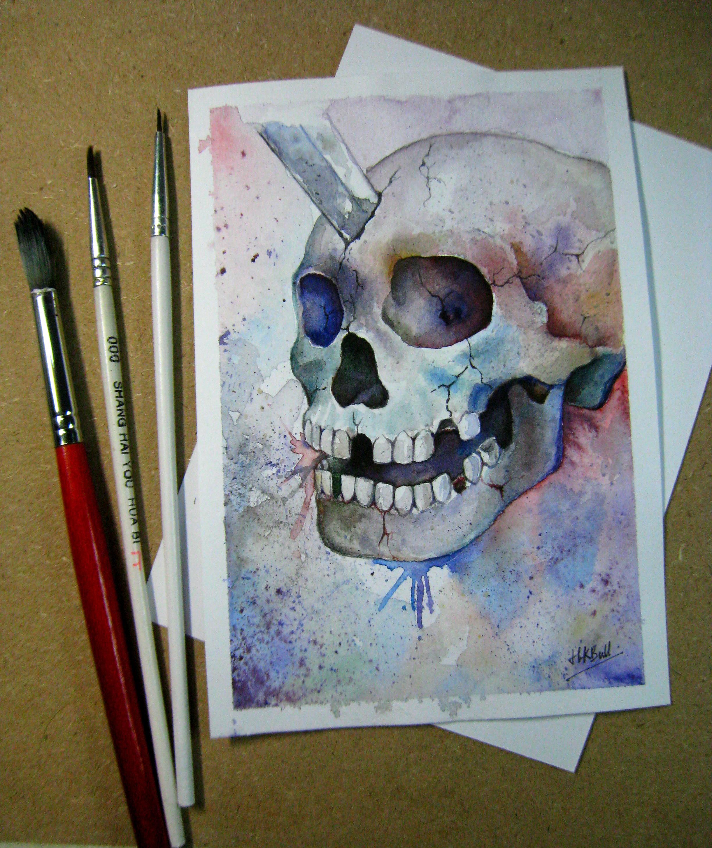 Love Skull.