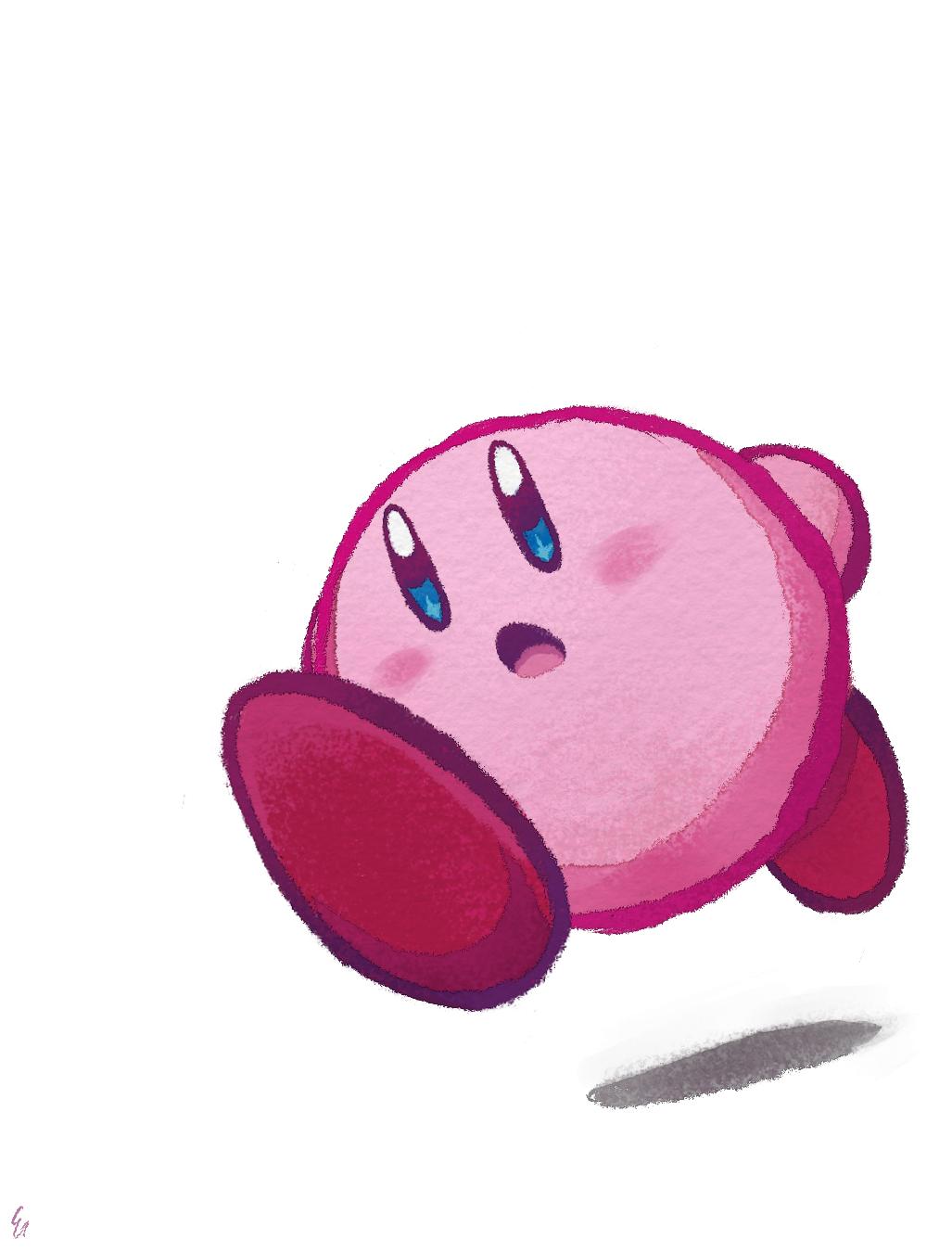 Kirby Watercolour