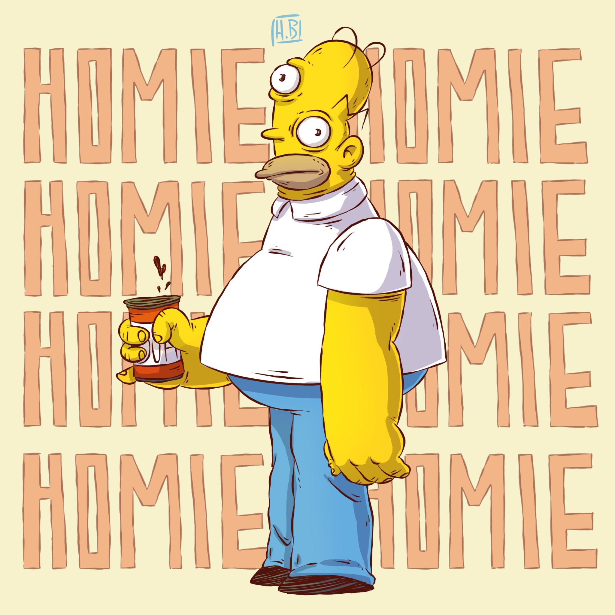 Homie Sompson.