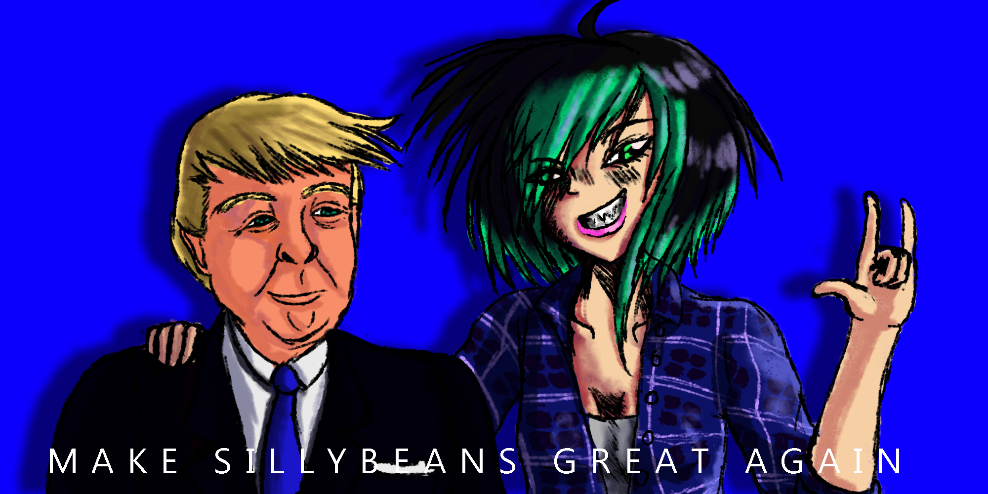 Make Sillybeans great again