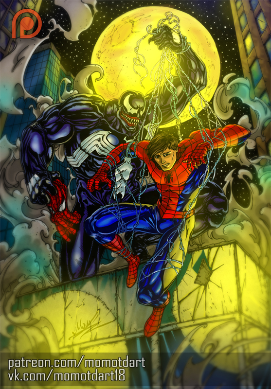 Spider-Man vs Venom 2