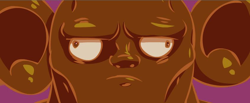 Chocolate man