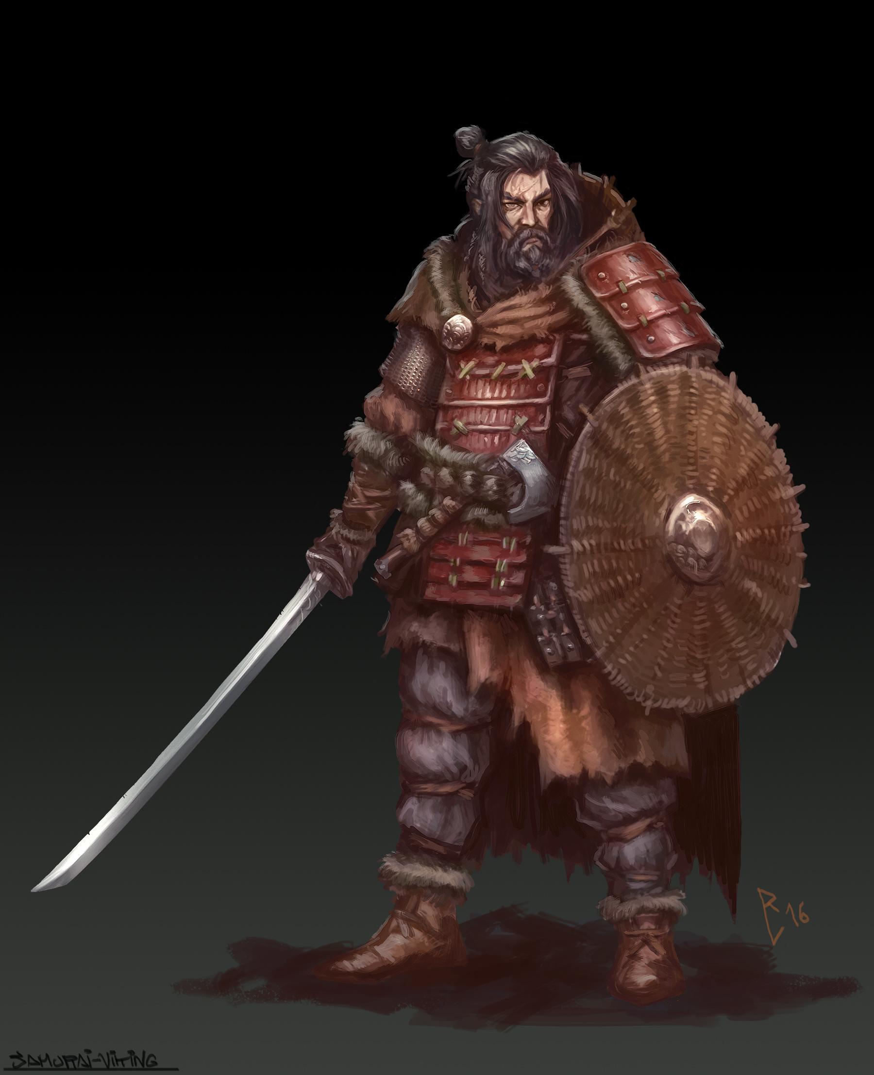 Samurai Viking