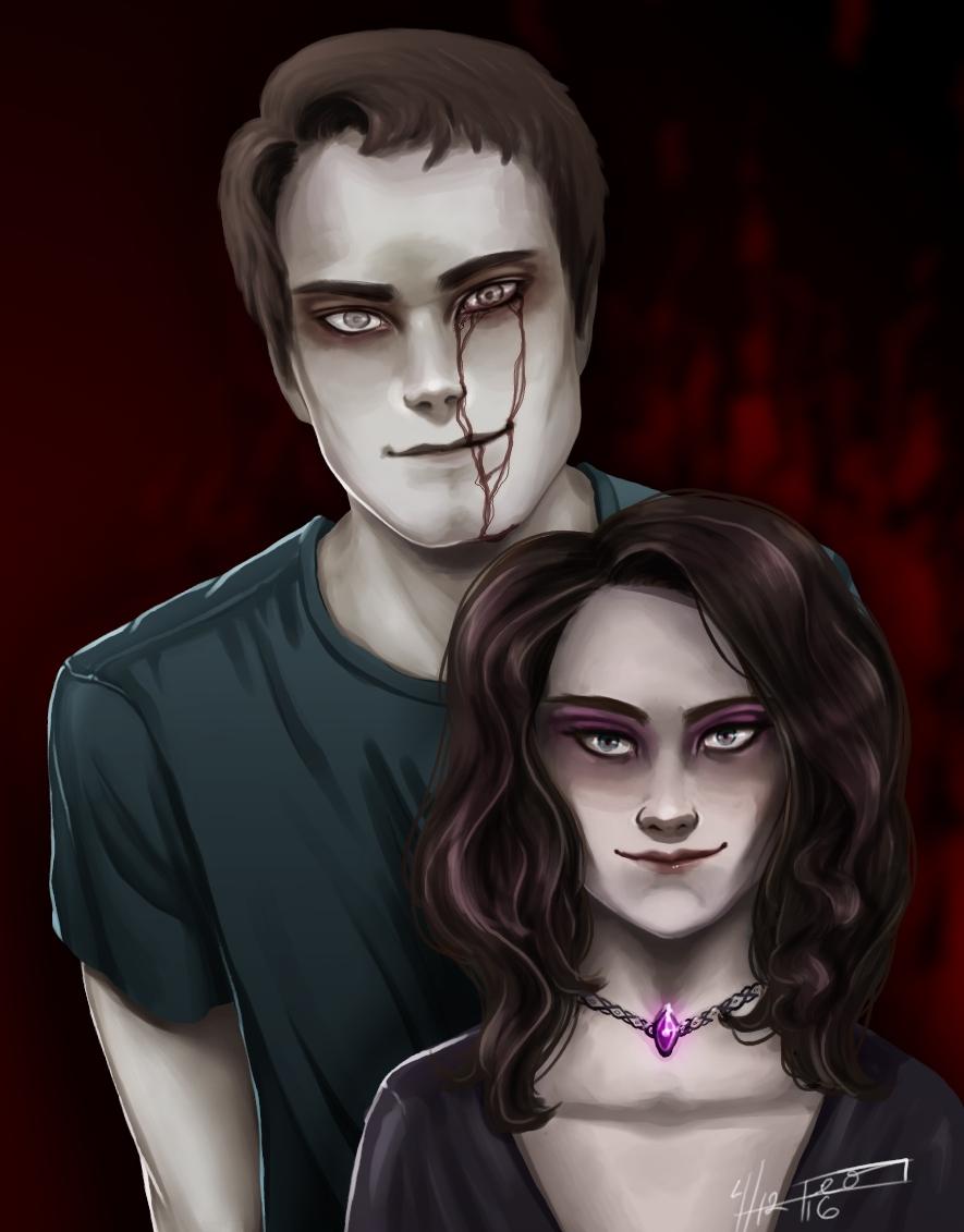 My Zombie Boyfriend