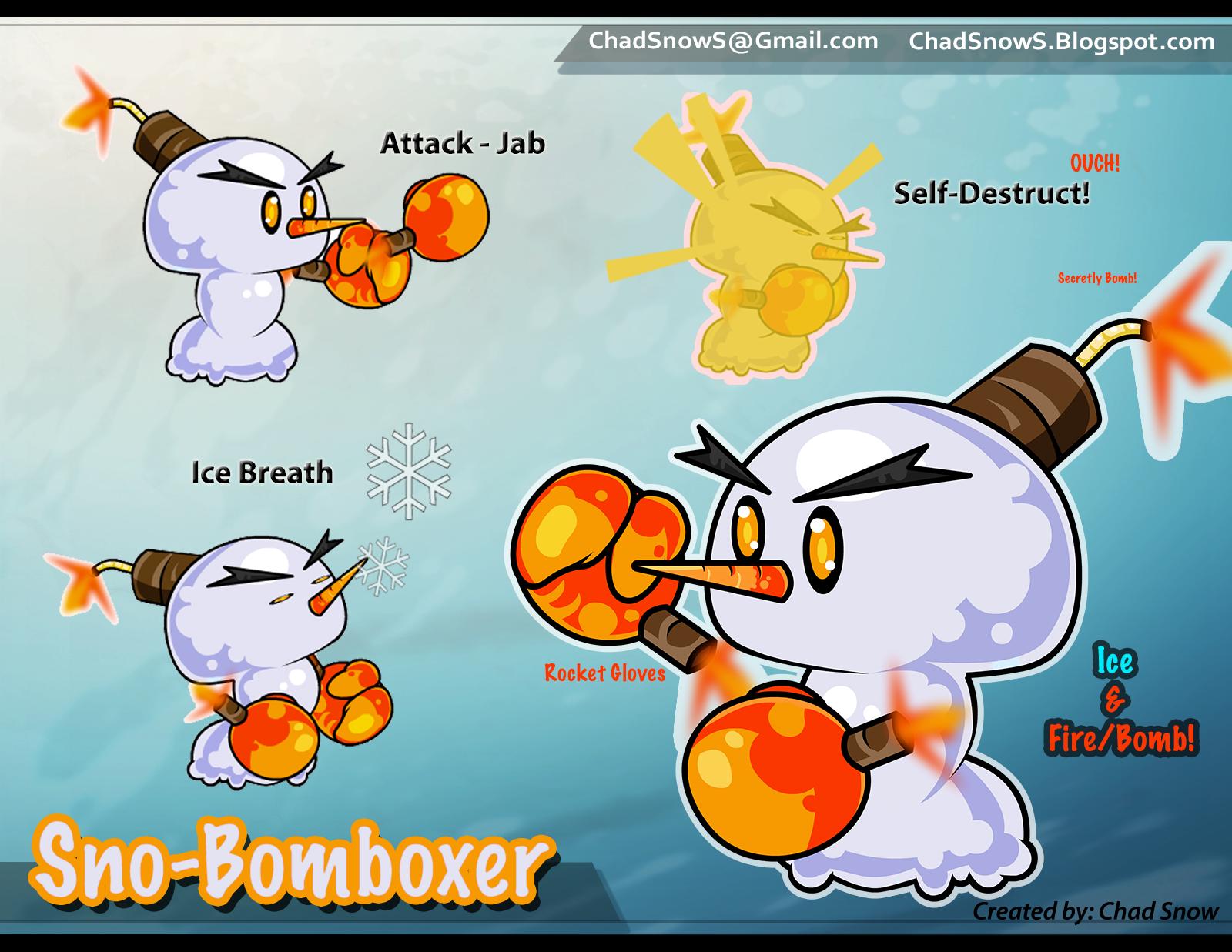 EBF contest Sno-Bomboxer
