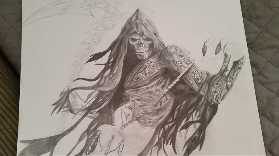 Reaper (in progress)