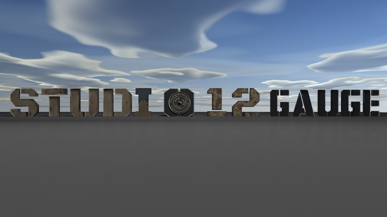 Studio12Gauge Render