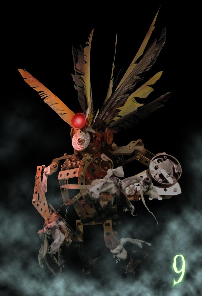 Beast 0f 9: Hunter - Gatherer