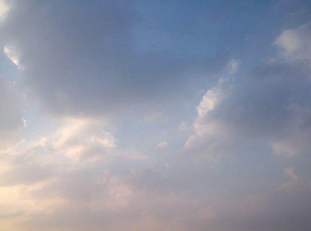 Sky Imitation
