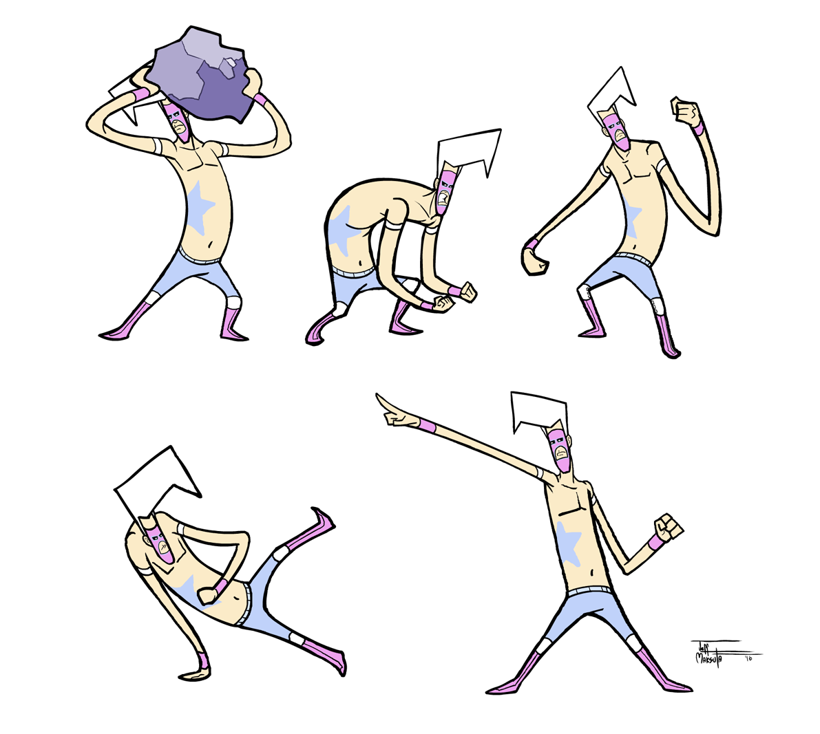 Super Character Design Poses Pdf : Character design poses by superjeffoman on newgrounds