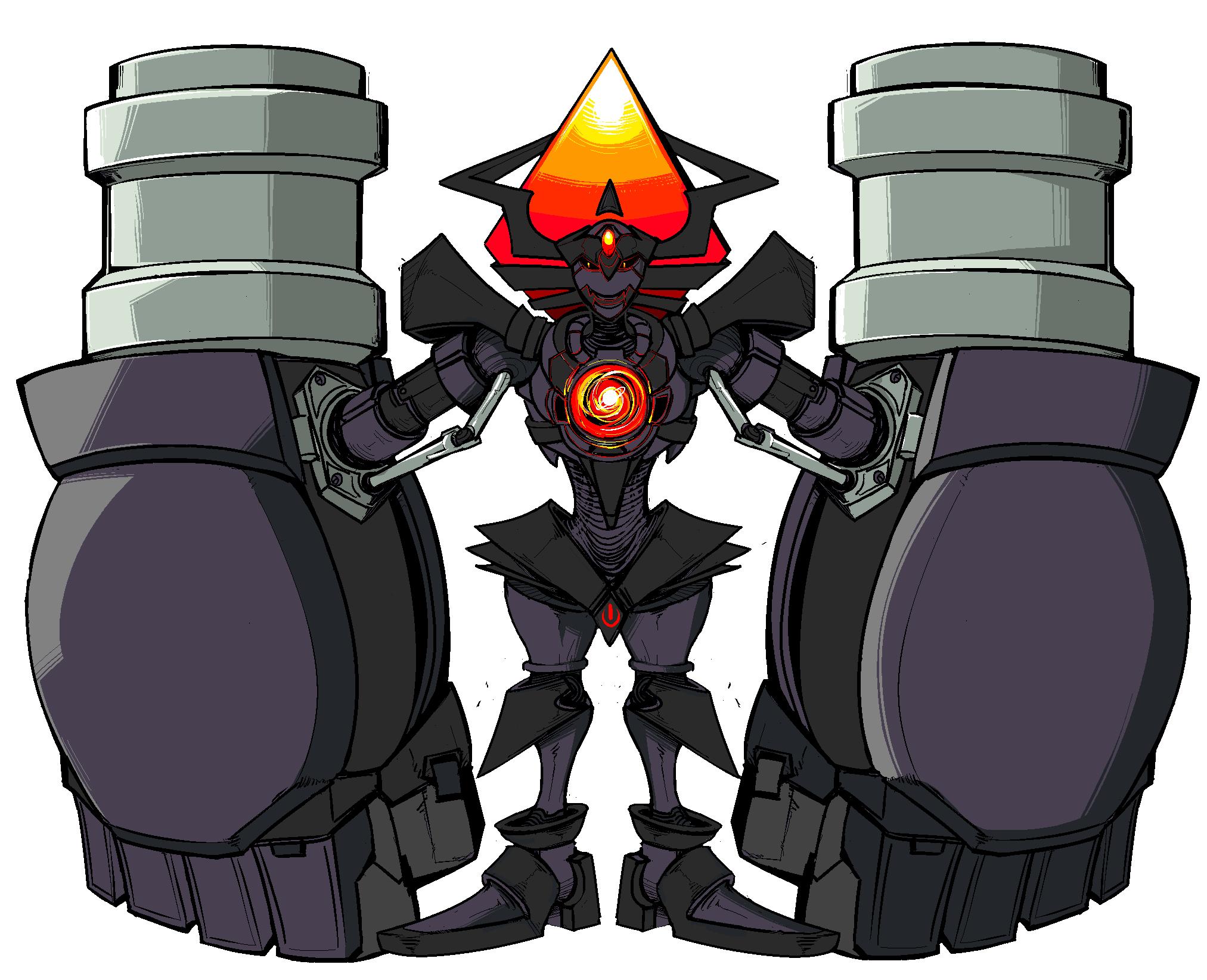 Super Heavy Golem