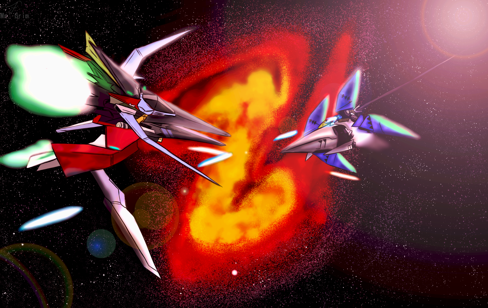 Playtime is over Star Fox!