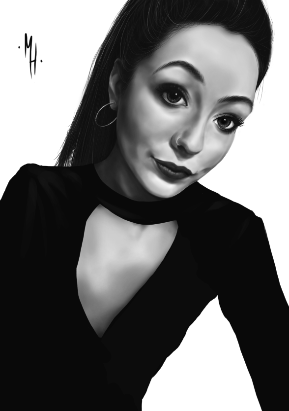 Jessie Realism Portrait