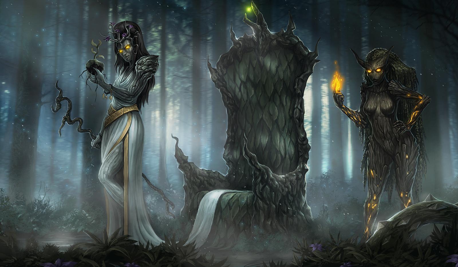 The Naria Queen