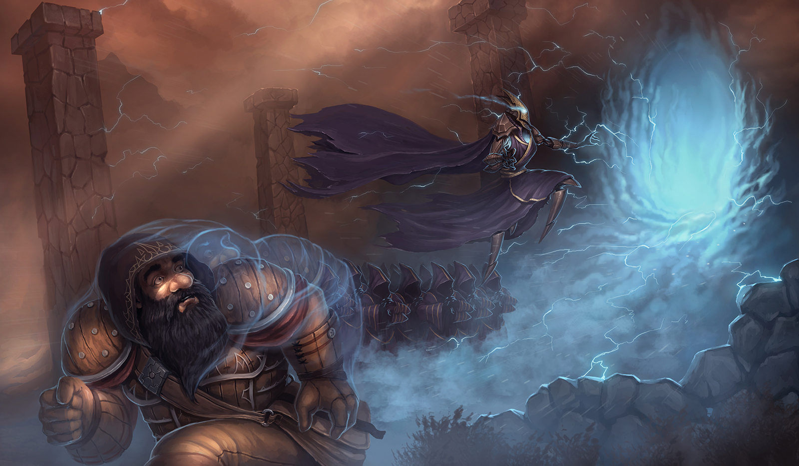 Rift lord summoner