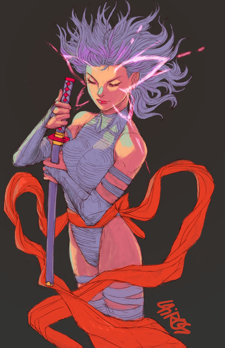 Psylocke!