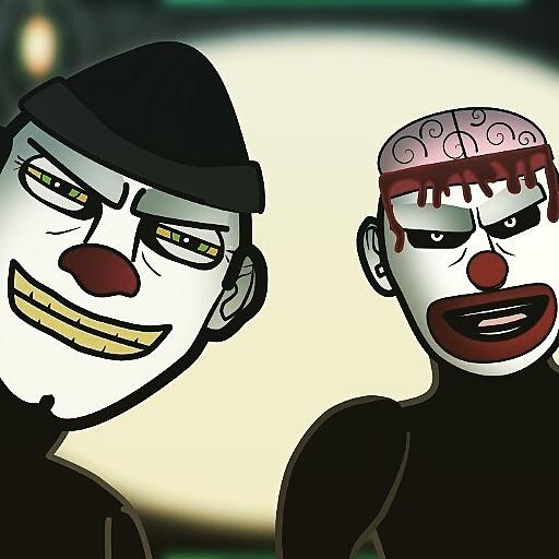 Alien Clown V.1