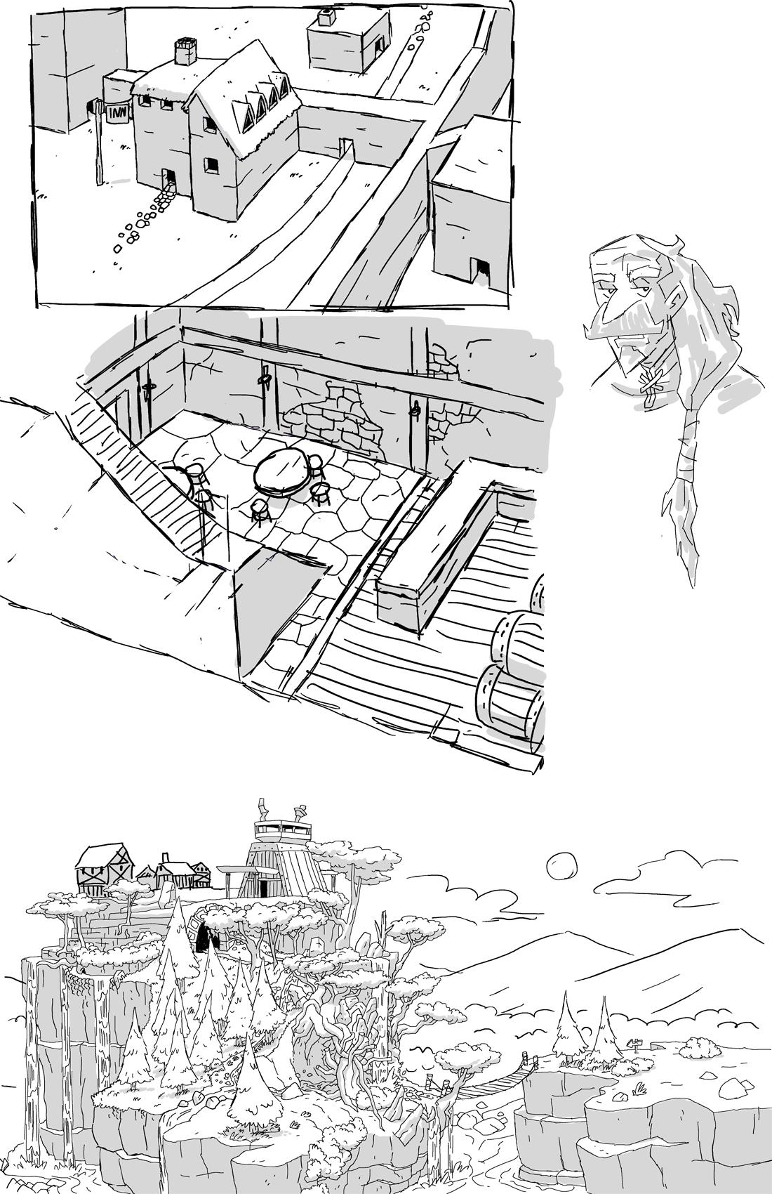 Patreon Sketch 13