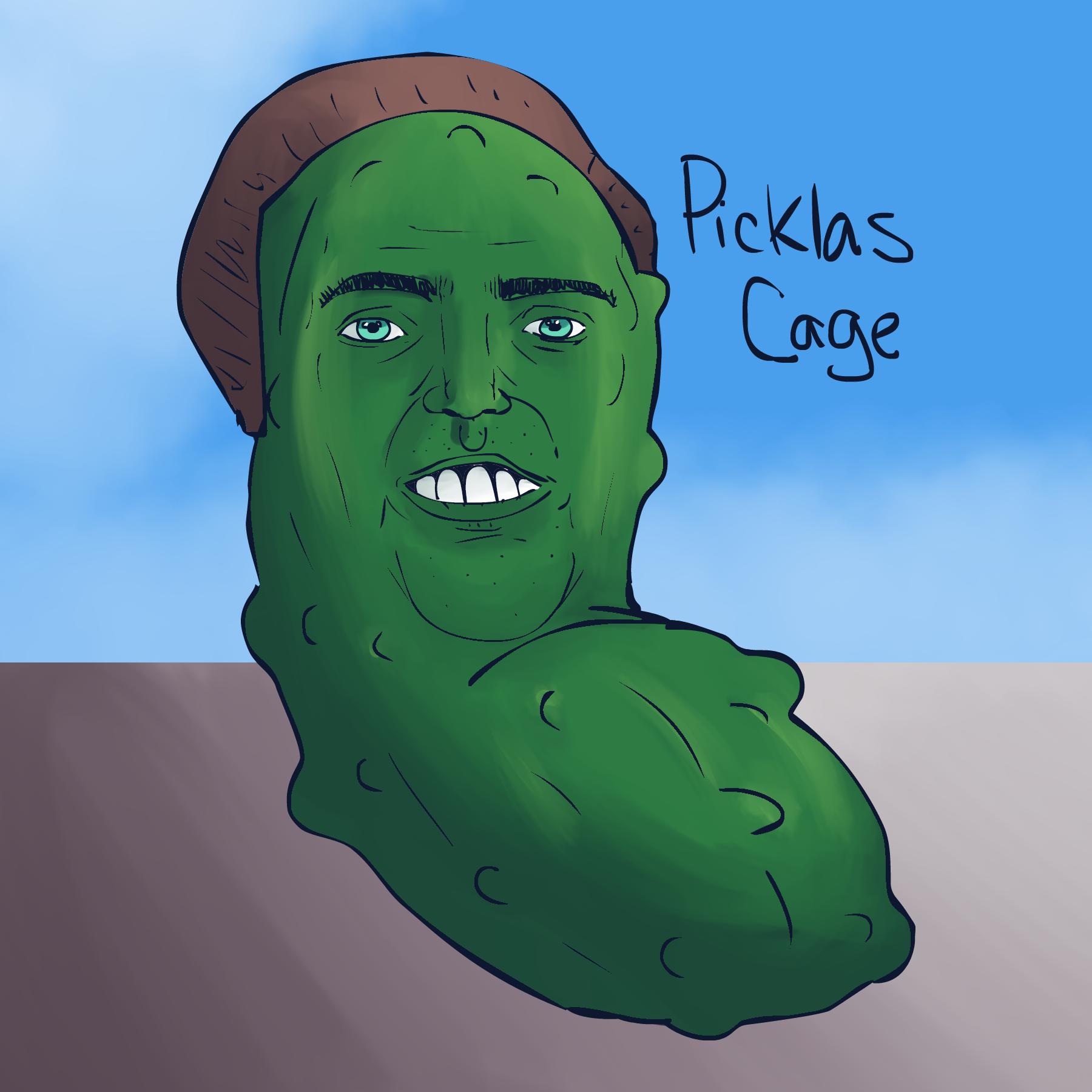 Picklas Cage