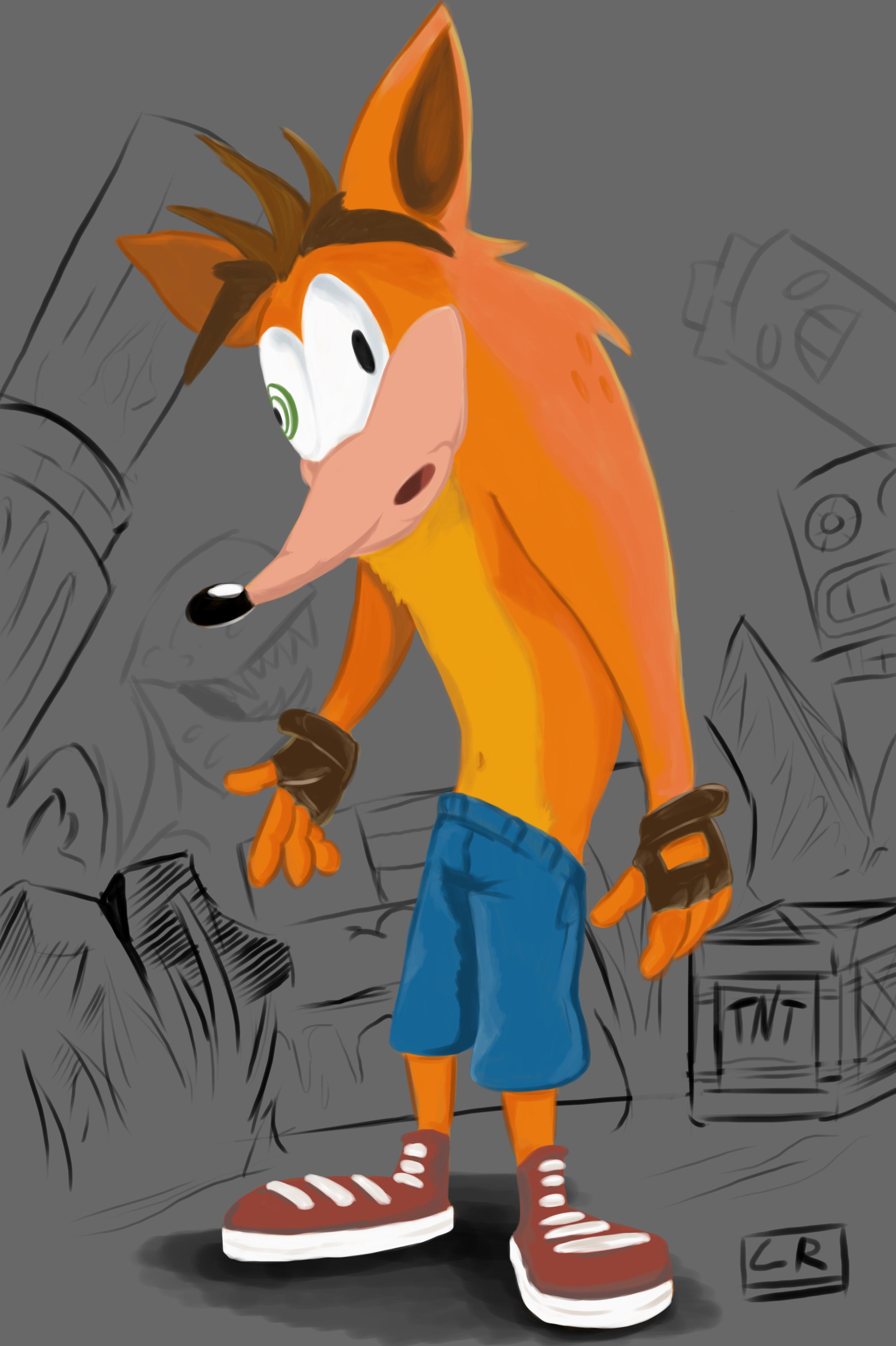 Crash Bandycootie