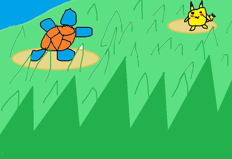Pokemon Battle Remastered