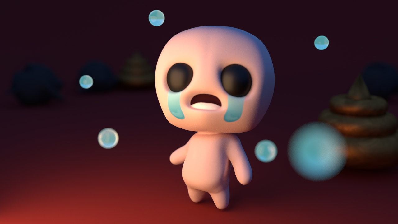 The Binding of Isaac 3D