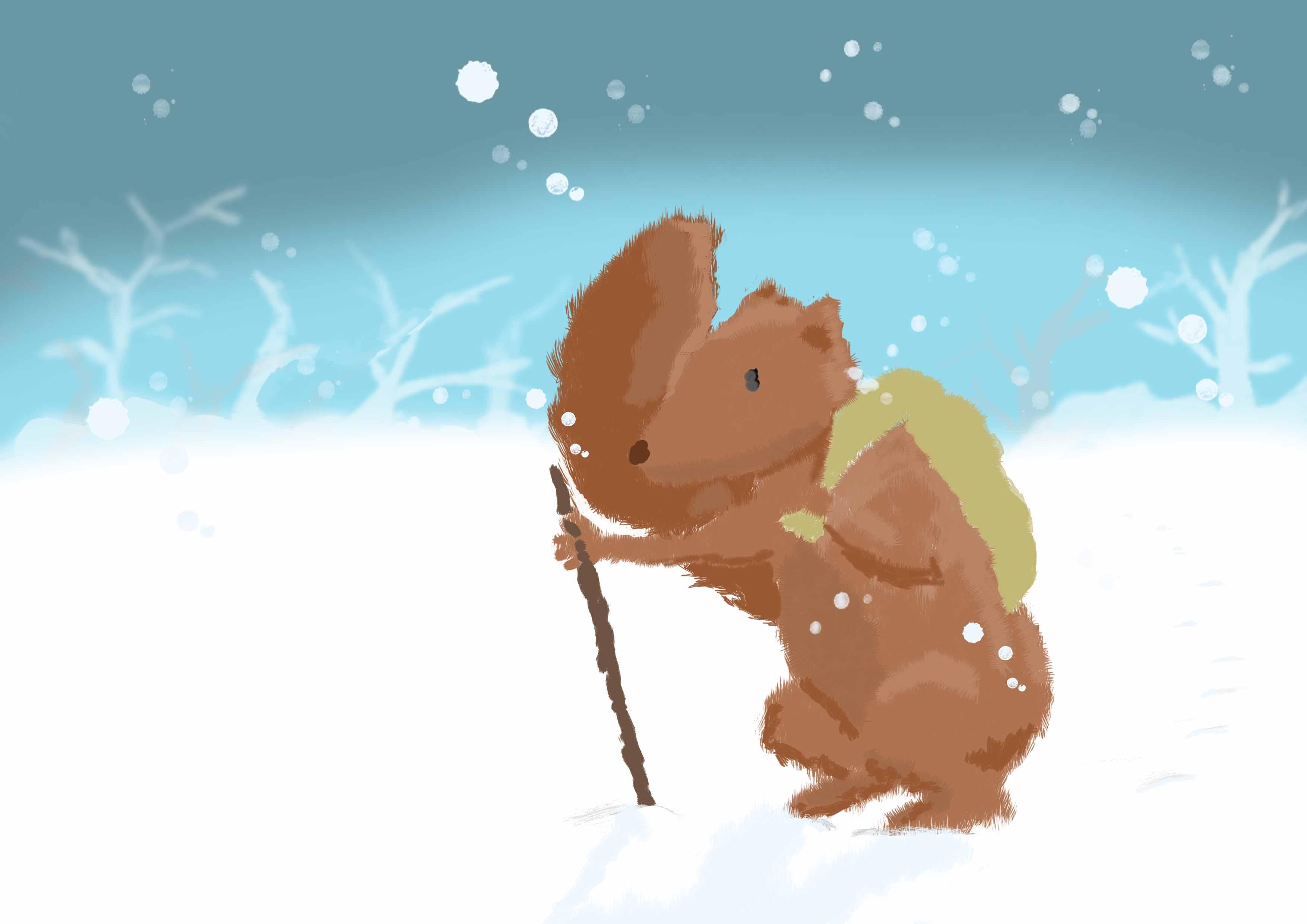 A Tale In Winter