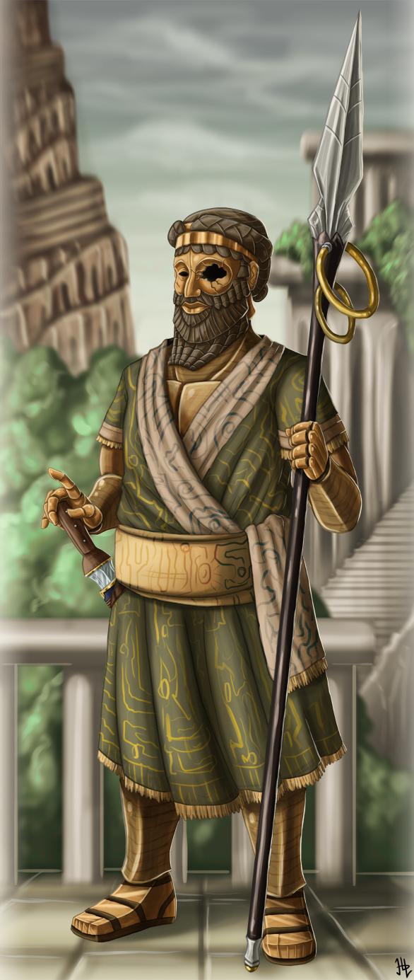 Sargon of Akkad - Online Persona