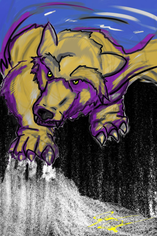 Wolf-Bear