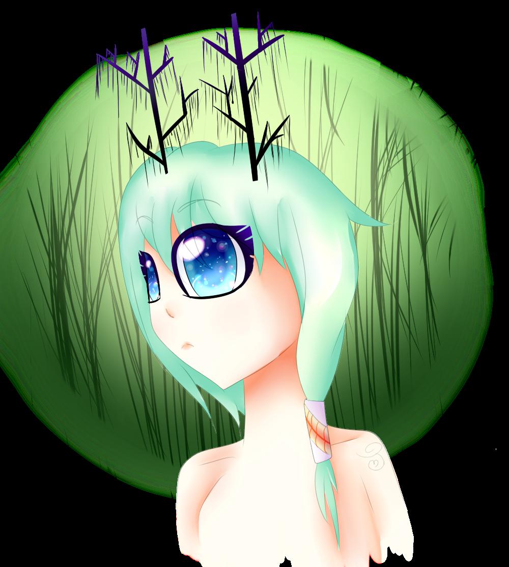 Forest Girl - Oc