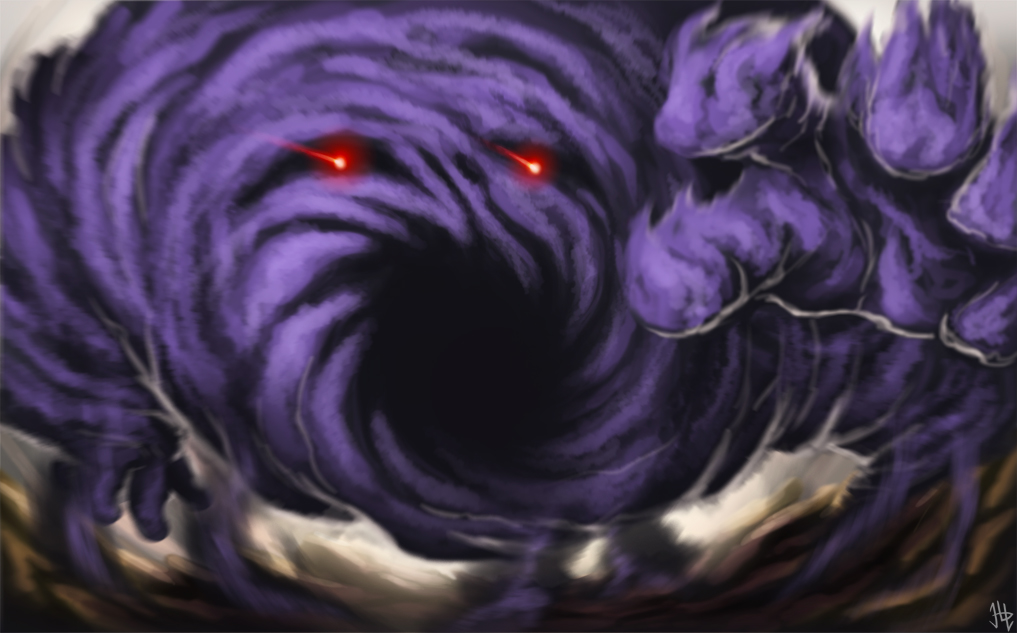Demonic Smoke (IF - Smoke)