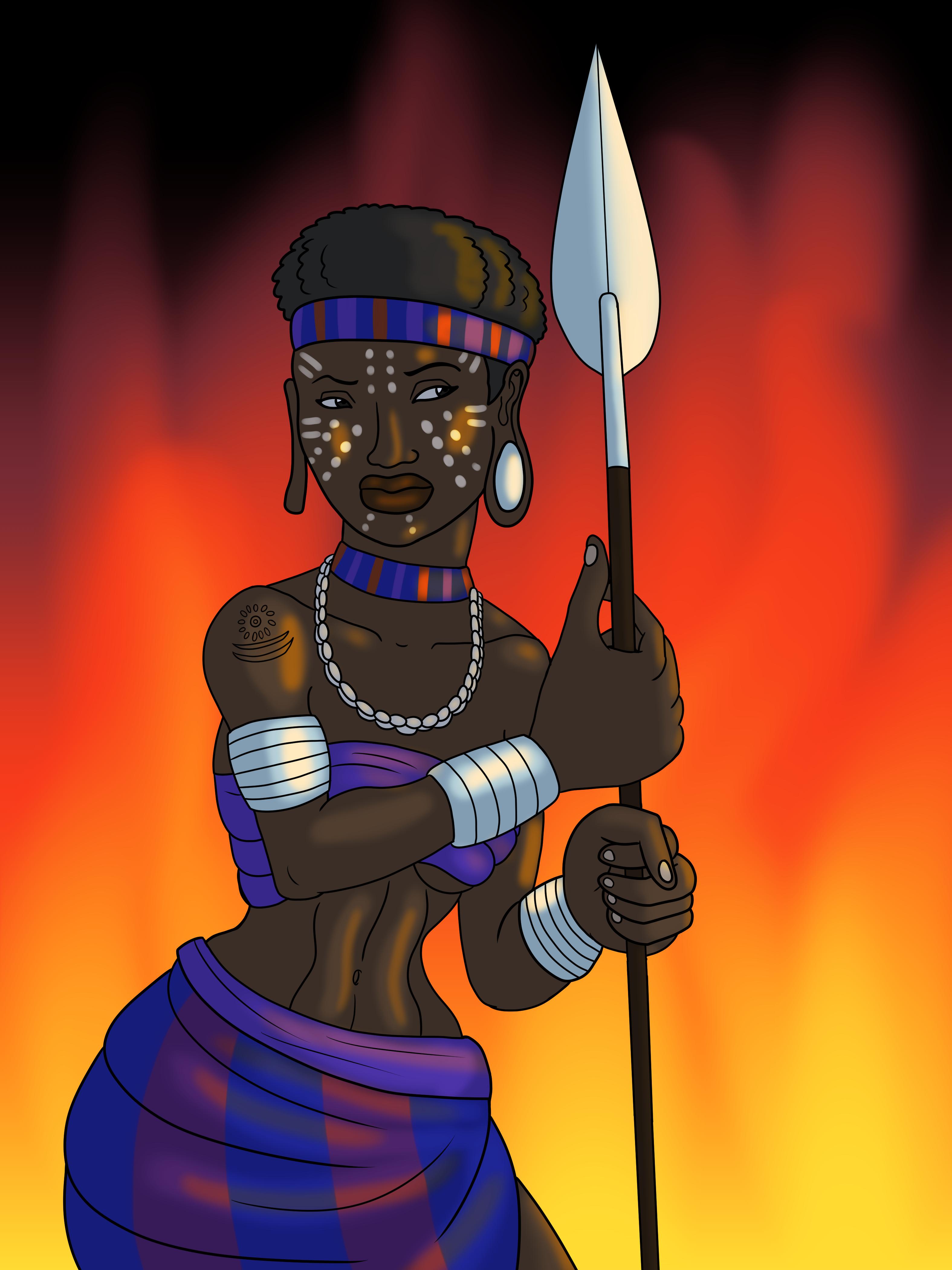 Gudit the Ethiopian Conqueror