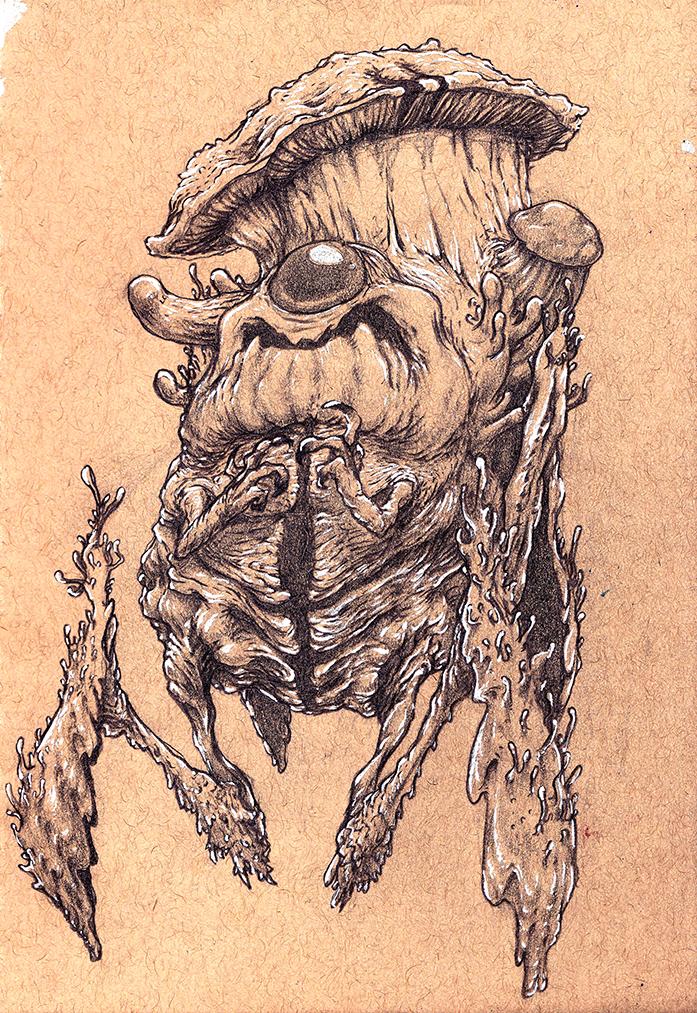 spore-carrier