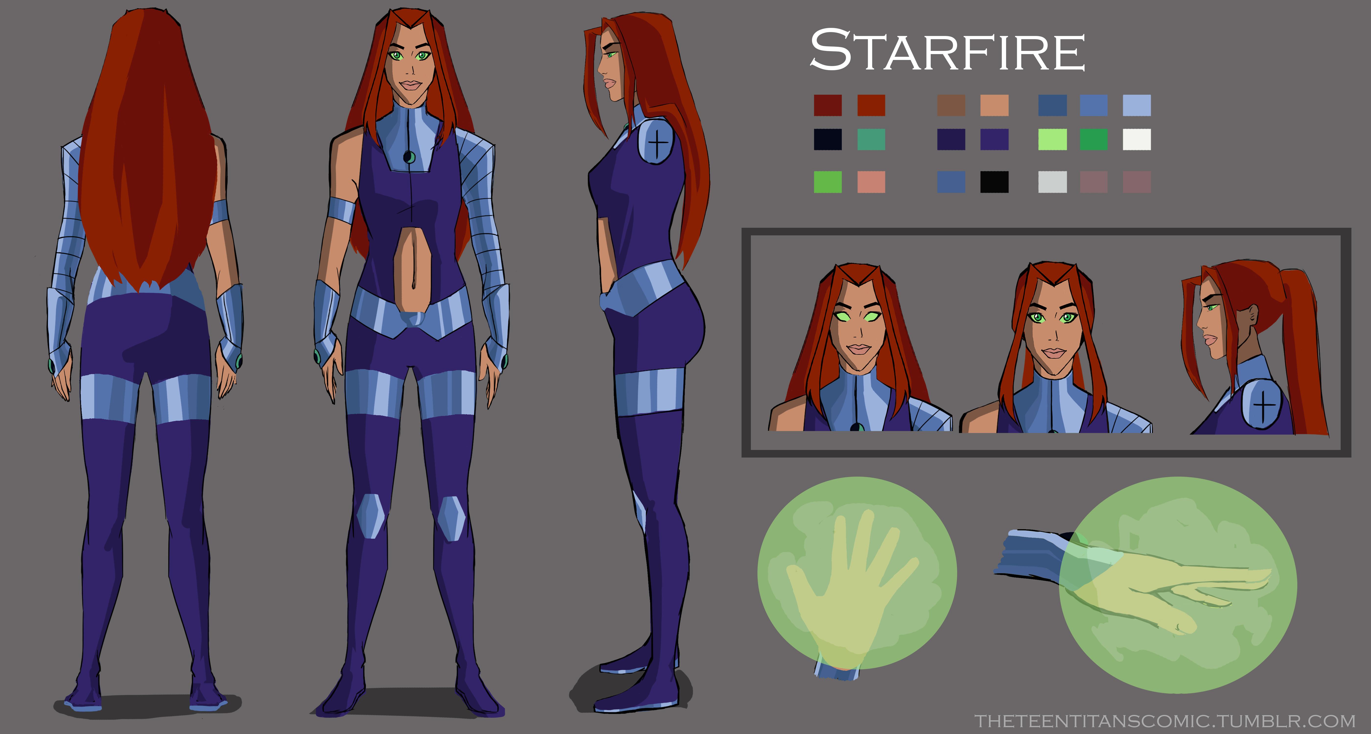 Starfire turnaround