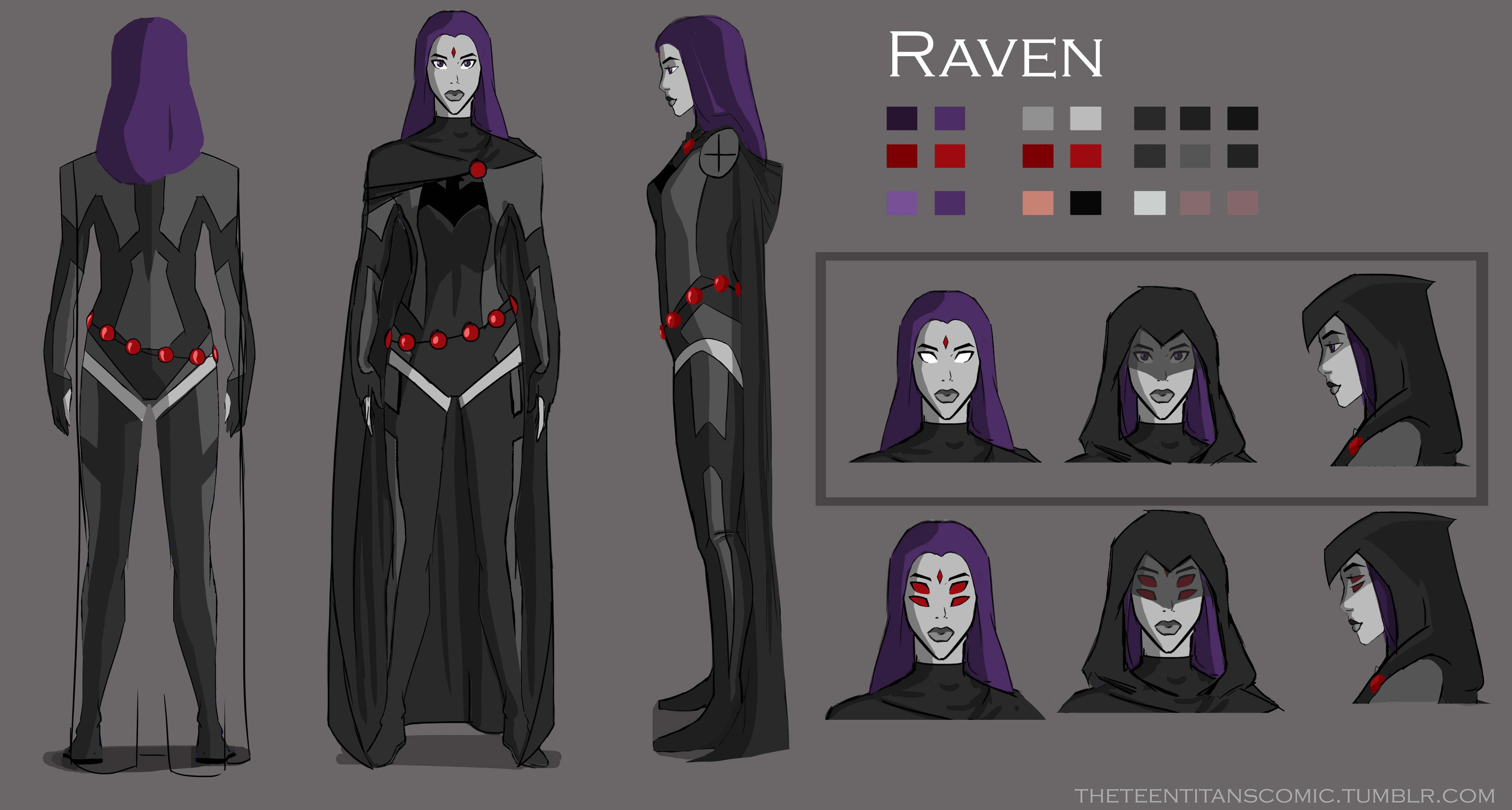 Raven Reference