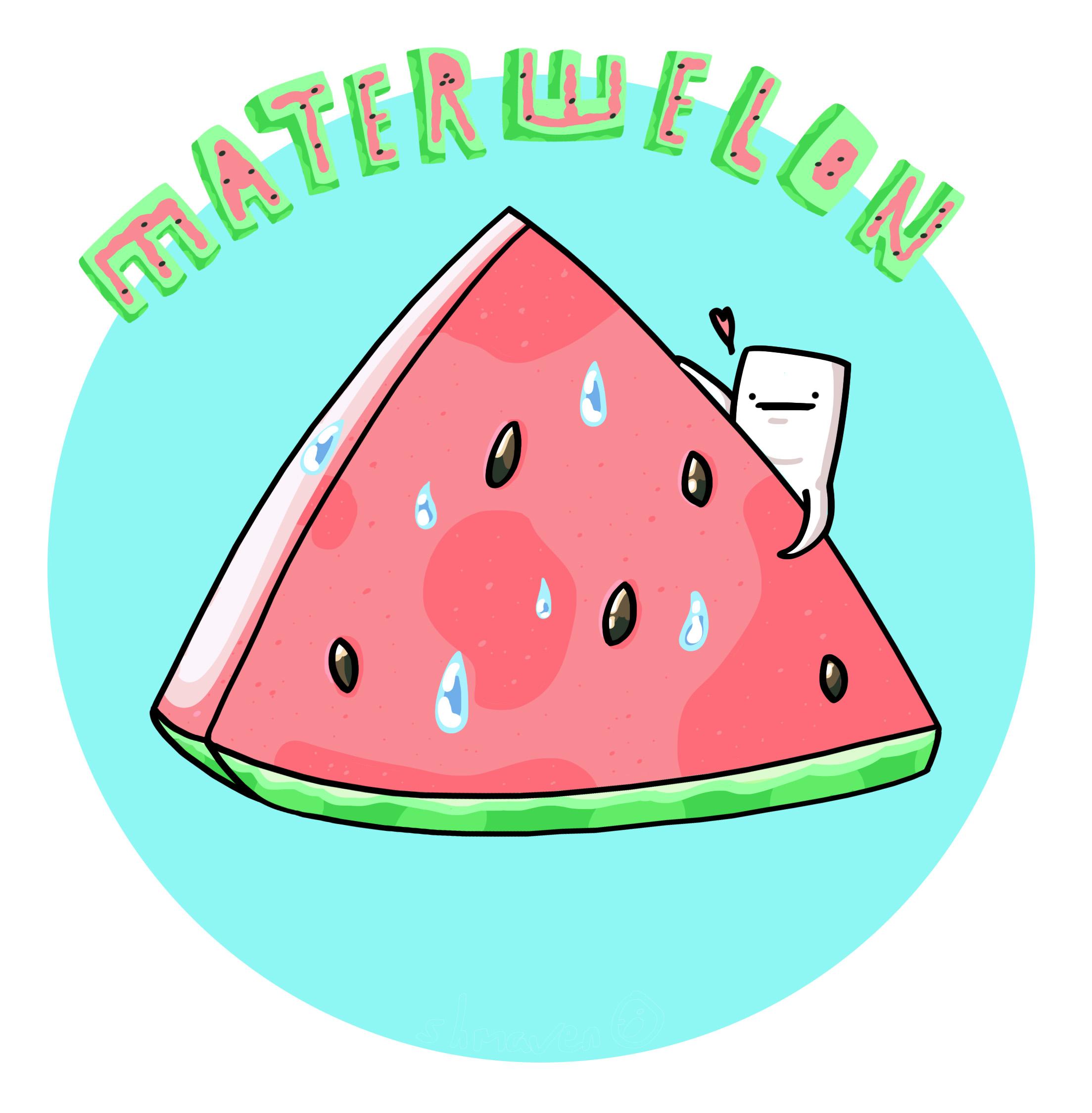 water mater melon welon