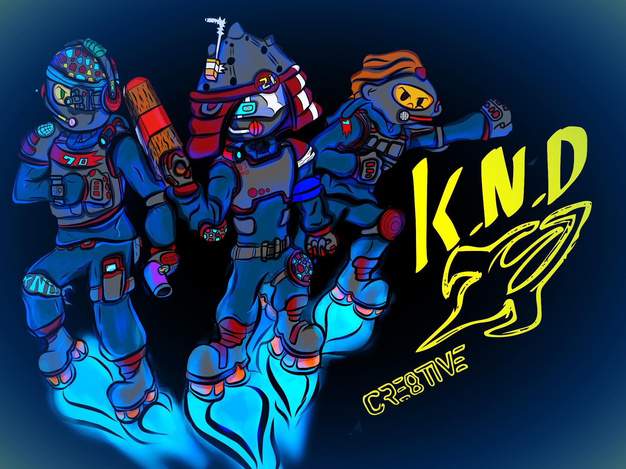 K.N.D SPECIAL FORCES REMASTERED