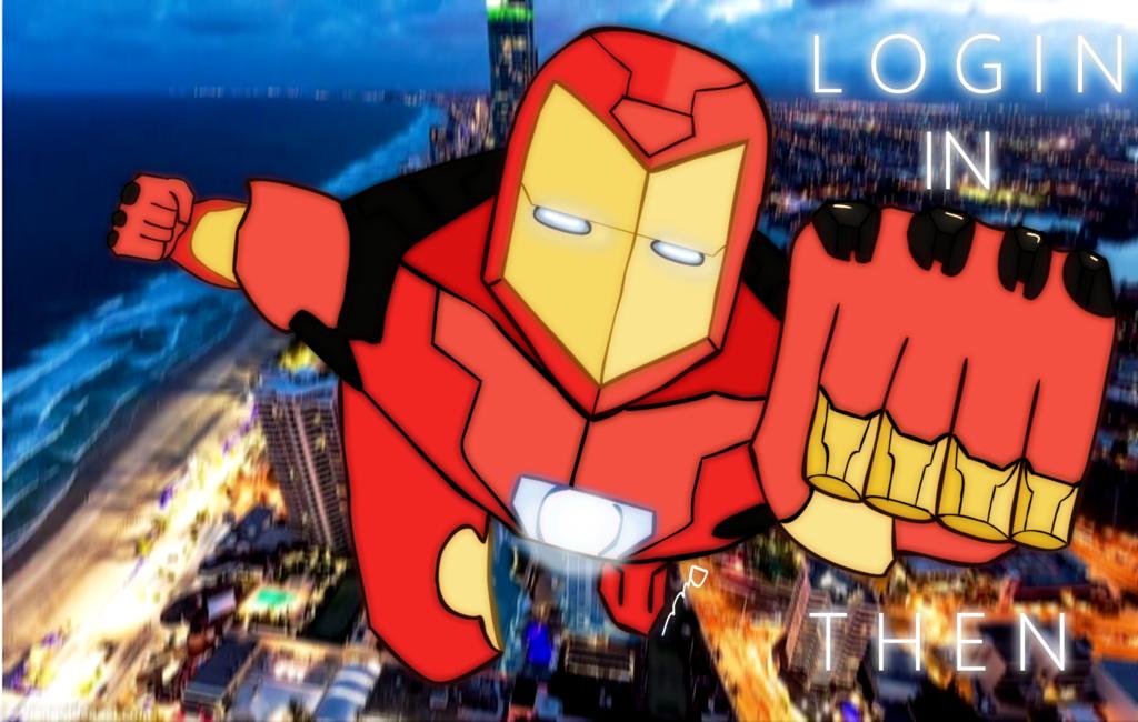 Iron-Man Art