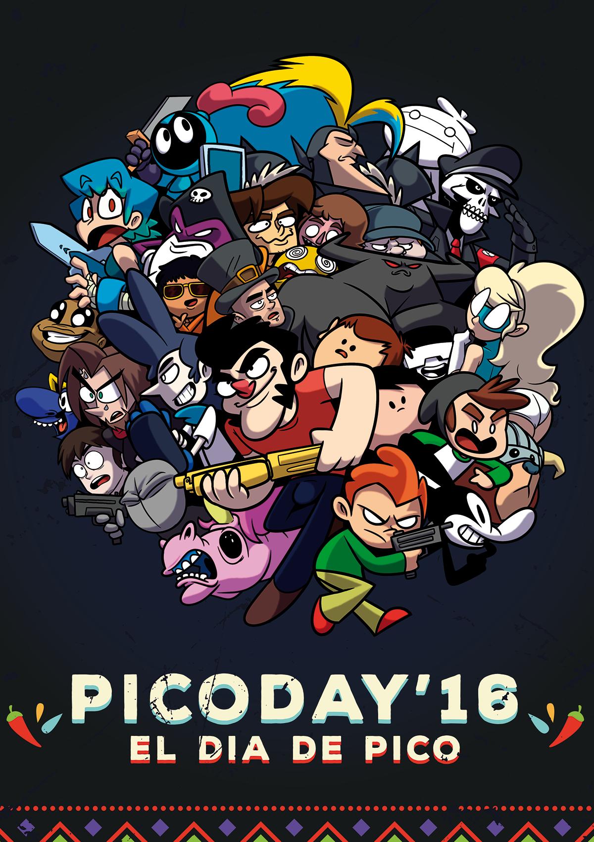 Dia de Pico