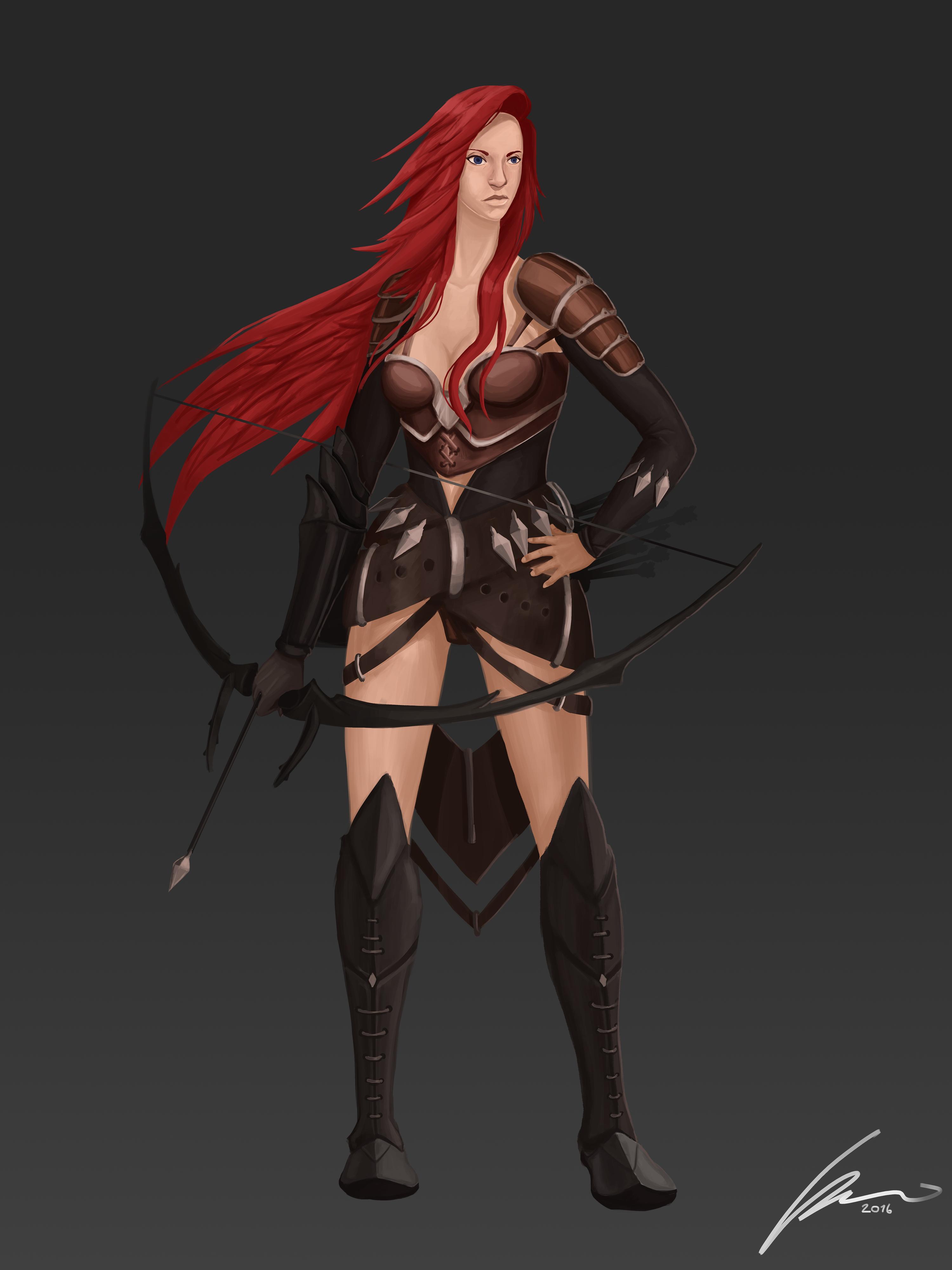 Warriorlady