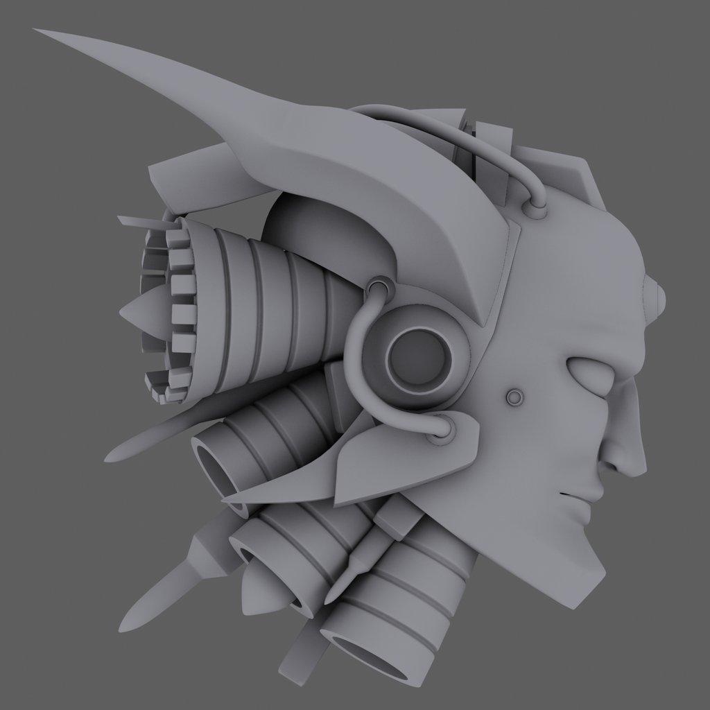 sigma head