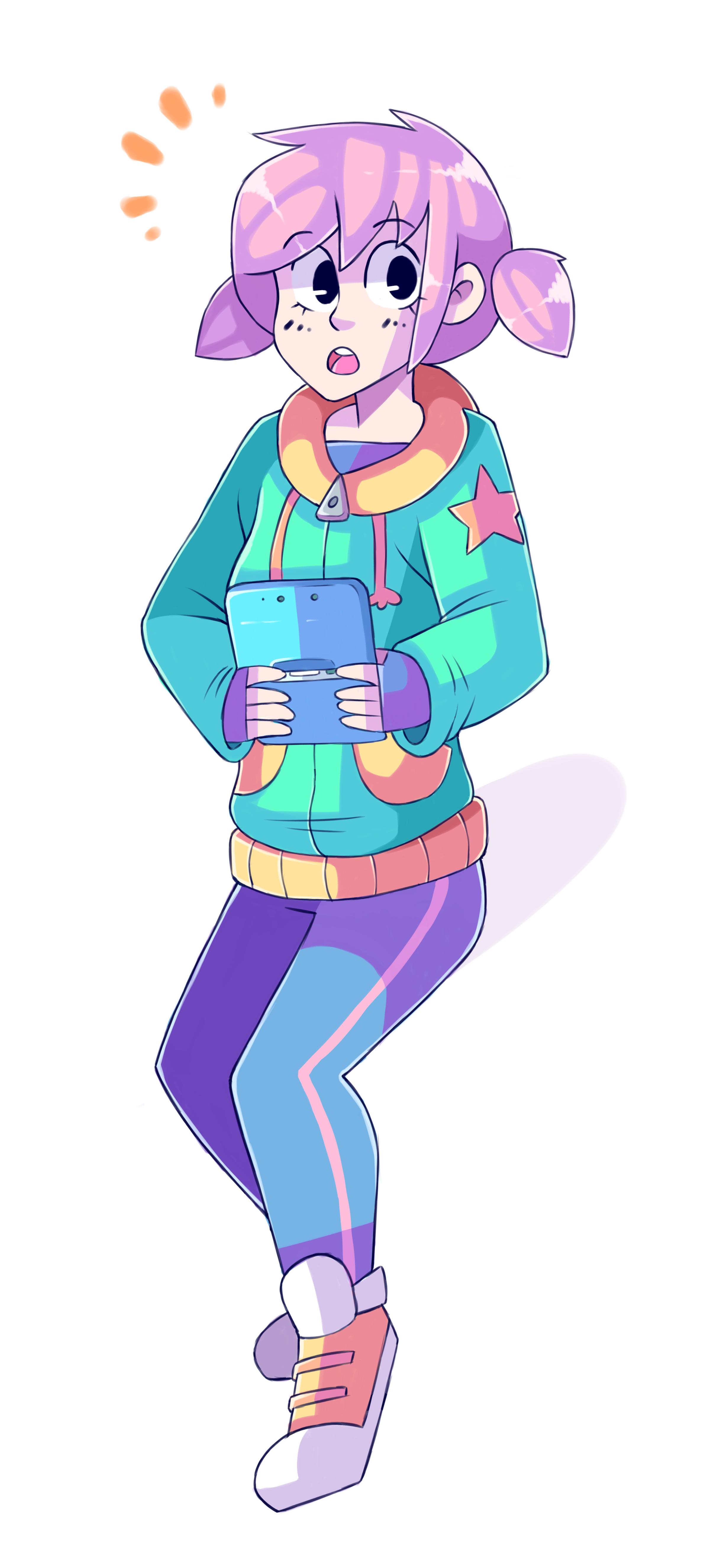 hoodiegirl