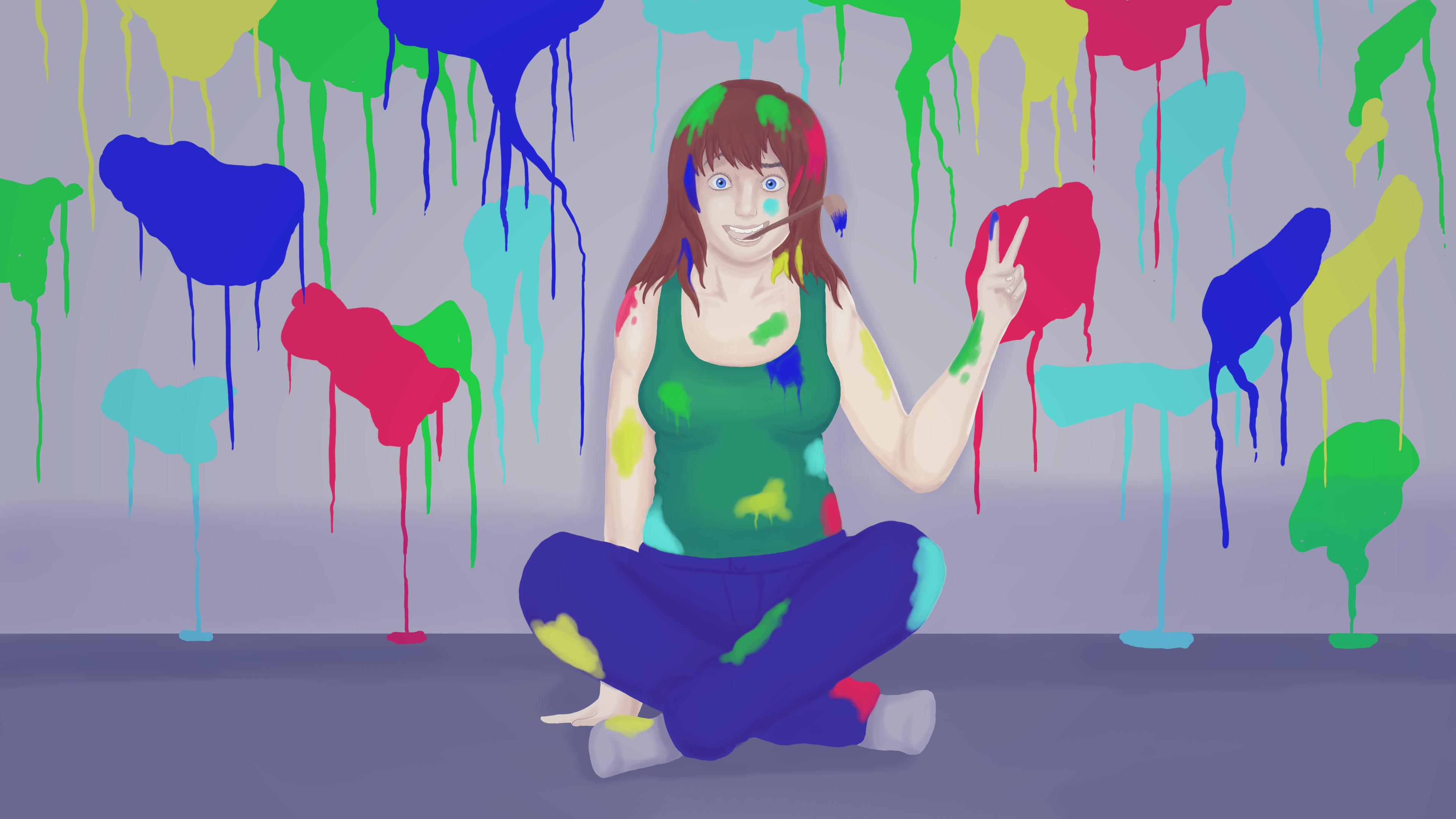 Paintgirl 2016