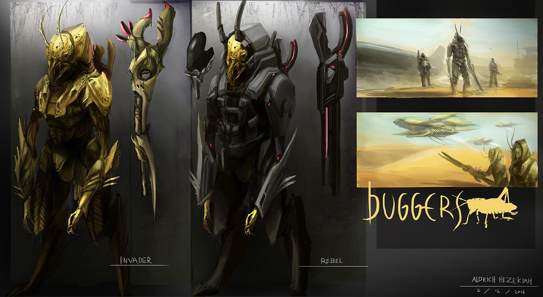 buggers