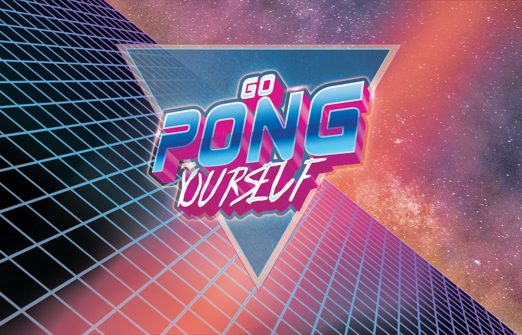 Go Pong Yourself