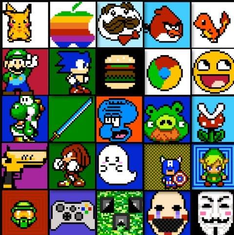 My Pixel Crations