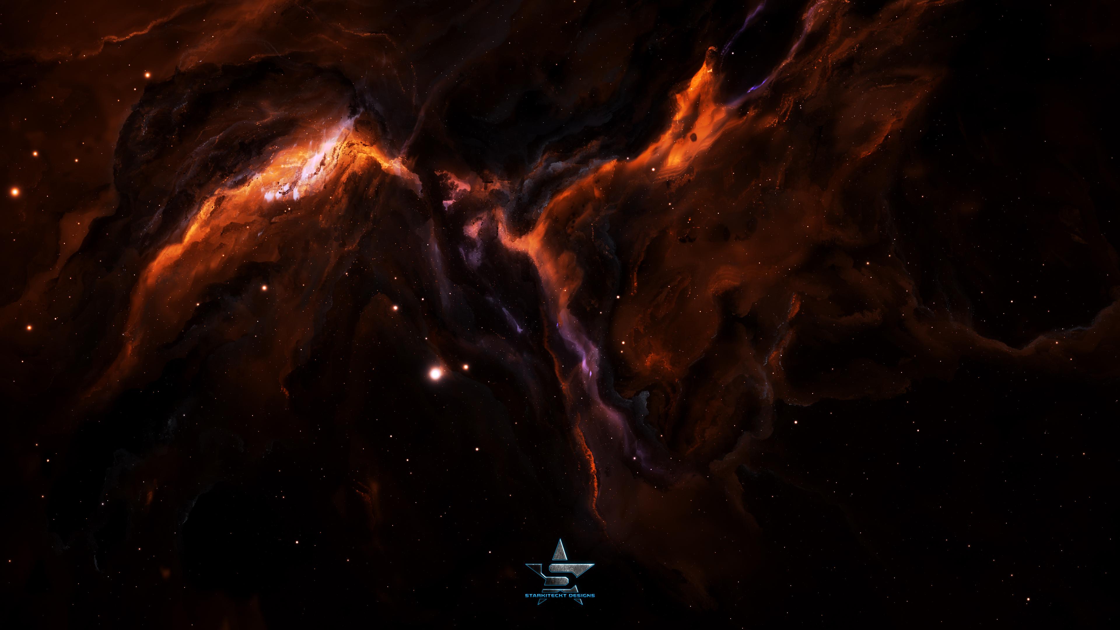 Amber Nebula