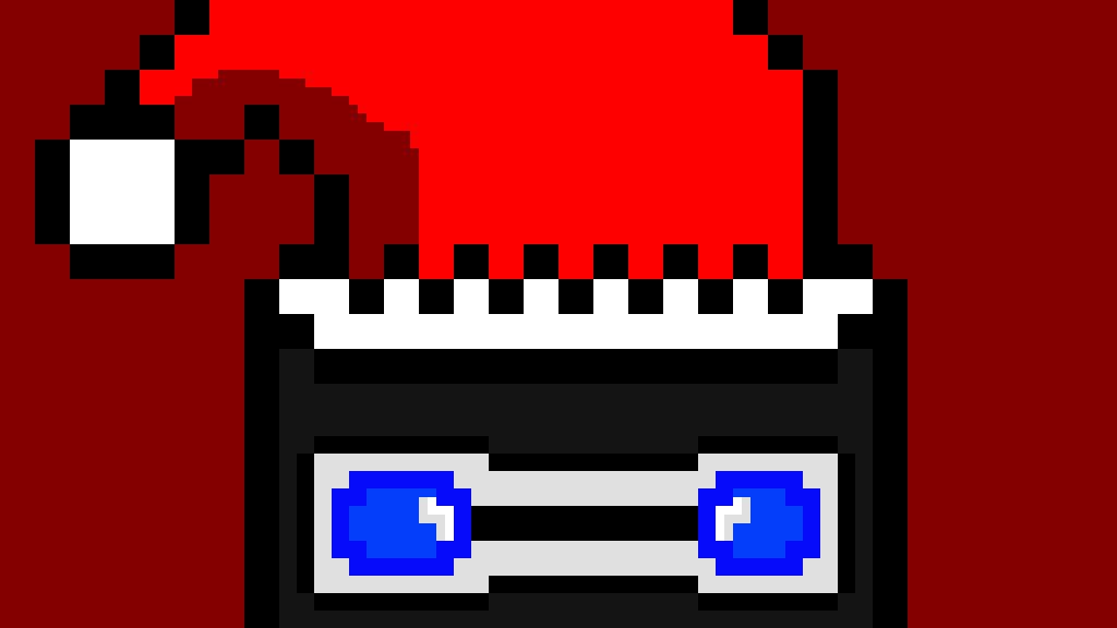 Croude Pixel art