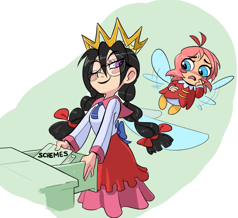 Kirby 64 Queen Fairy Request