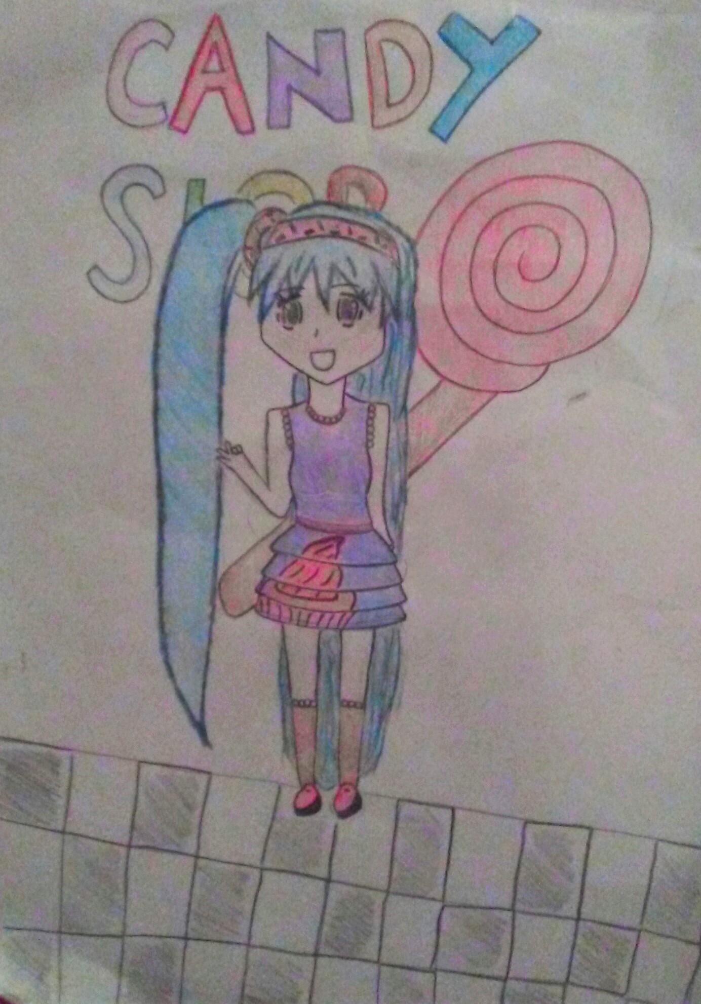 Candy Miku